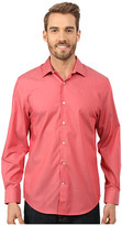 Perry Ellis Non-Iron Travel Luxe Solid Shirt