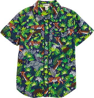 Hatley Jungle Safari Woven Shirt