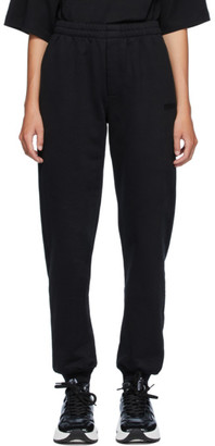 Vetements Black Basic Lounge Pants