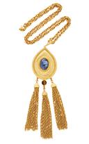 Ben-Amun Ben Amun Bohemian Necklace with Tassels
