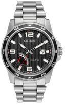 Citizen PRT Eco-Drive Stainless Steel Analog Bracelet Watch