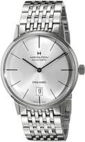 Hamilton Men's H38455151 American Classic Analog Display Swiss Automatic Watch