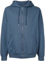 Alexander Wang zip up hoodie - men - Cotton/Polyester - M