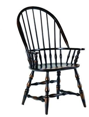 Hooker Furniture Windsor Arm Chair (Set of 2