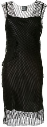 Ann Demeulemeester Sheer Mesh Dress