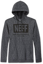 Neff Men's New World Graphic-Print Hoodie