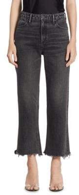Alexander Wang Tame Cropped Jeans