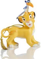 Lenox Disney's Simba & Zazu Ornament