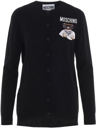 Moschino teddy Cardigan