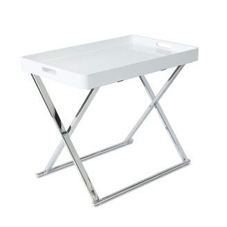 Atlantic urb SPACE Accent Table Folding Tray