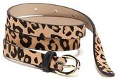 Old Navy Skinny Leopard-Print Belt for Women