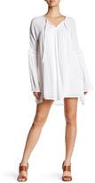 Volcom Peaceazy Split Neck Dress