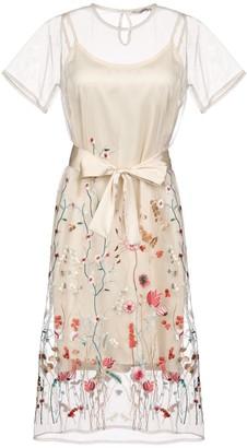 PAOLO CASALINI Knee-length dresses