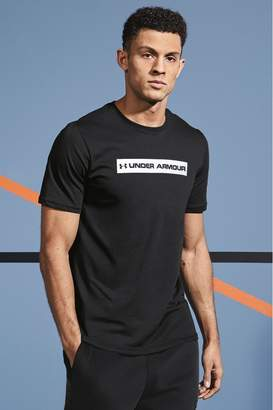 Under Armour Mens Black T-Shirt - Black