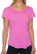 Betsey Johnson Short-Sleeve Cotton-Blend Tee