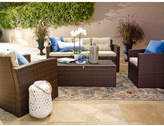 Varick Gallery Sanor 4 Piece Deep Seating Group with Cushion