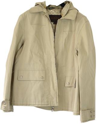 Louis Vuitton Beige Cotton Coats