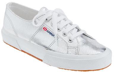 Superga 2750 metallic sneakers