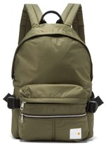 A.P.C. X Carhartt Nylon Backpack - Mens - Khaki