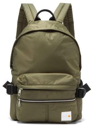 A.P.C. X Carhartt Nylon Backpack - Mens - Khaki
