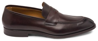 Bruno Magli Luigi Leather Penny Loafers