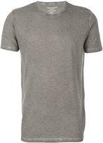 Majestic Filatures faded T-shirt - men - Cotton/Cashmere - S