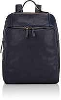 Barneys New York MEN'S ZIP-AROUND BACKPACK-BLUE