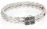 John Hardy Modern Chain Black Spinel & Sterling Silver Extra-Small Bracelet