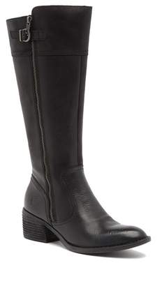 Børn Fannar Leather Knee High Boot