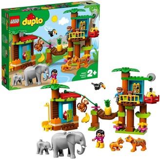 Lego 10906 Tropical Island Set