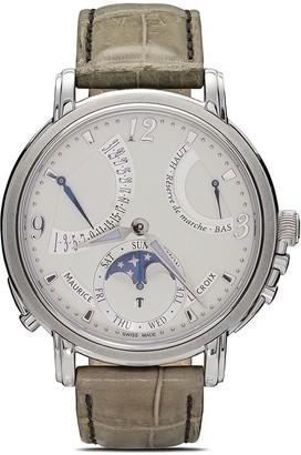 Maurice Lacroix Lune Retrograde watch