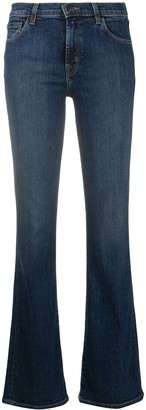 J Brand Flared Style Jeans