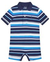 Polo Ralph Lauren Striped Polo Shirt Bodysuit