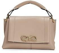 Anya Hindmarch Women's Mini Rope Bow Leather Shoulder Bag