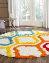 Safavieh Round Multicolor Rug
