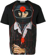 Christopher Kane target print T-shirt - men - Cotton - S