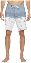 Vans Trouble in Paradise Boardshorts 19 Men's Swimwear