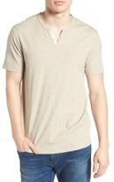 Lucky Brand Men's Notch Henley T-Shirt
