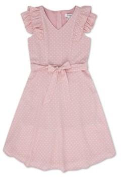 Speechless Big Girl Polka Dot Dress