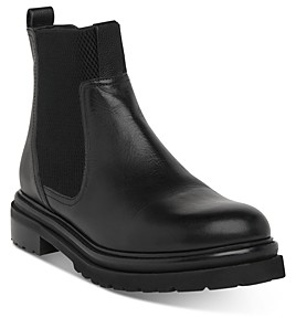 Whistles Women's Elson Pull On Leather Chelsea Boots