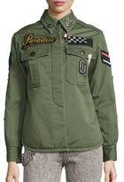 Marc Jacobs Paradise Military Jacket