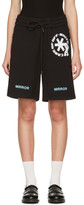 Off-White Black Care 'Off' Shorts