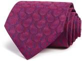 Turnbull & Asser Striped Teardrop Wide Tie