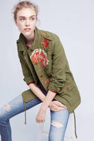 Hei Hei Embroidered Field Jacket