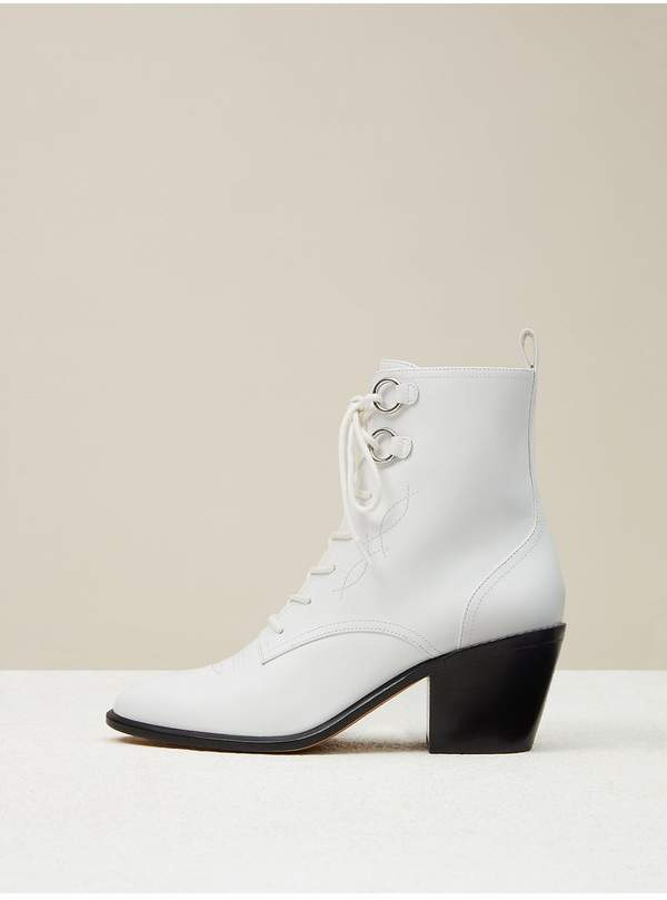 68cc07e0aa Dvf Lace-up Boot - ShopStyle