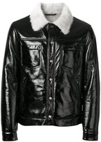 Drome shearling-lined jacket
