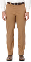 Savane Men's Executive Khaki Straight-Fit Performance Pants