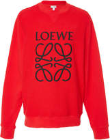 Loewe Anagram Cotton Sweater