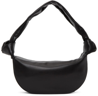 Little Liffner Black Double Knot Bag