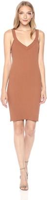 Somedays Lovin Women's Pastel Skies Pinafore Sweater Dress